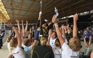 Showband Urk Nederlands Kampioen