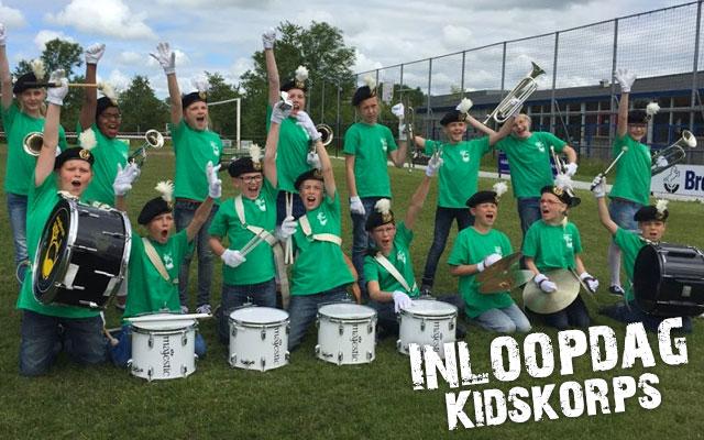 Inloopdag Kidskorps